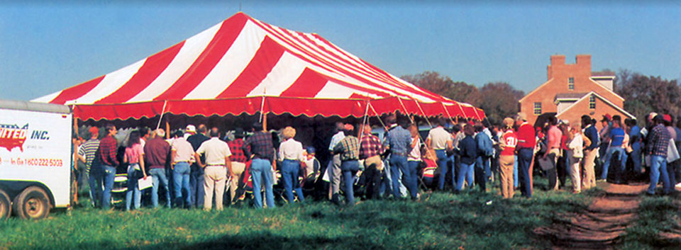Auctions United Inc. - Experience the difference...Under the tent.